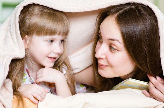 Çocuğunuzun Gözlerinin İçine Bakın