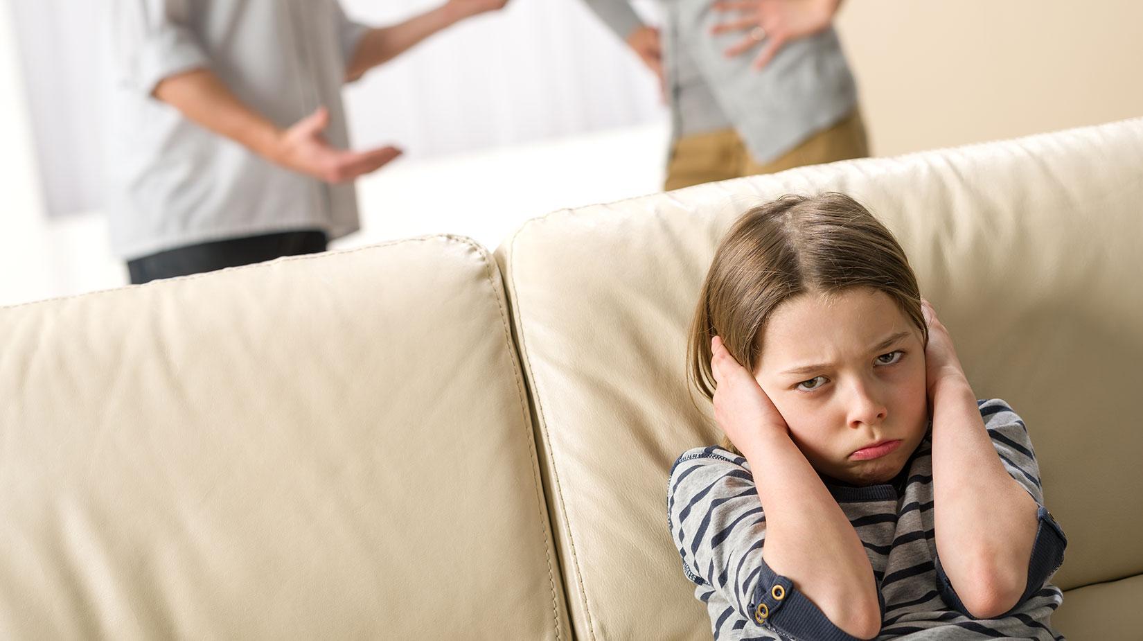 Boşanma Sürecinde Yaşadığınız Sıkıntıları Çocuğunuza Anlatın!