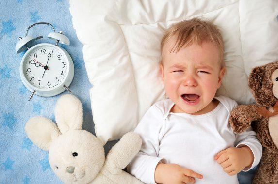 Çocukları Uykudan Kaldıran Karın Ağrısına Dikkat!