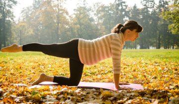 Gebelikte Yapılan Egzersiz Rahat Bir Doğum Sağlıyor