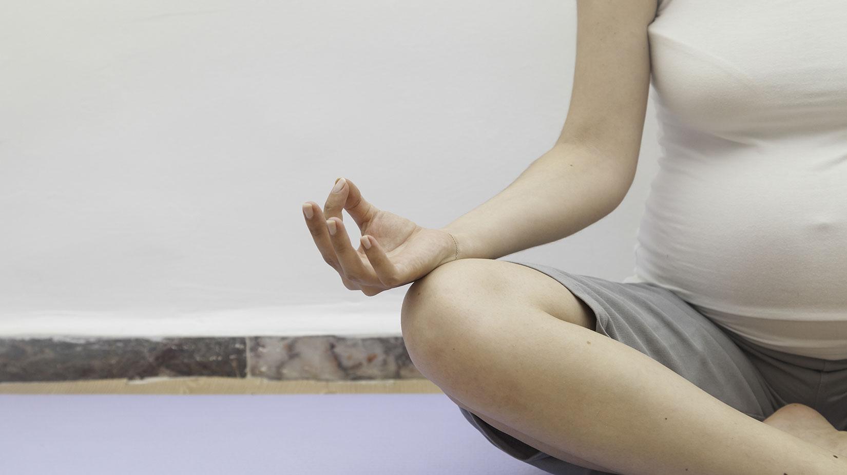 Rahat Bir Hamilelik İçin Yoga Yapın