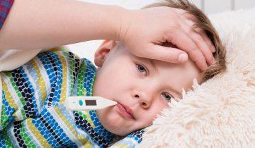 Kış Aylarında Çocuklarda Altıncı Hastalık Riskine Dikkat!
