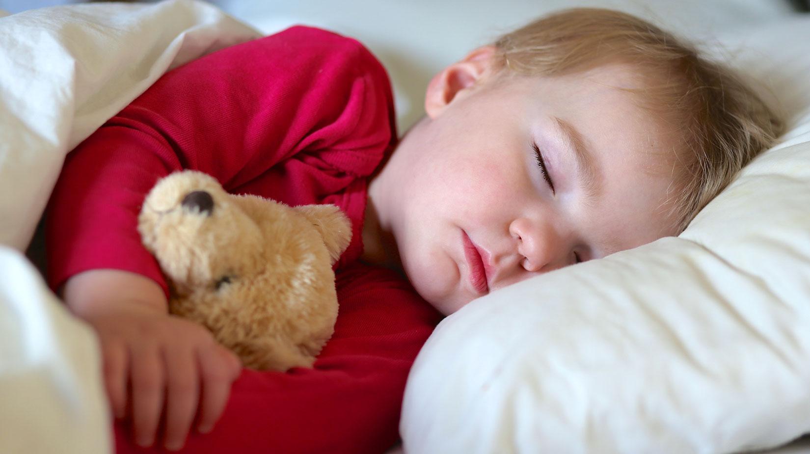 Çocuklarda Uykunun Önemi