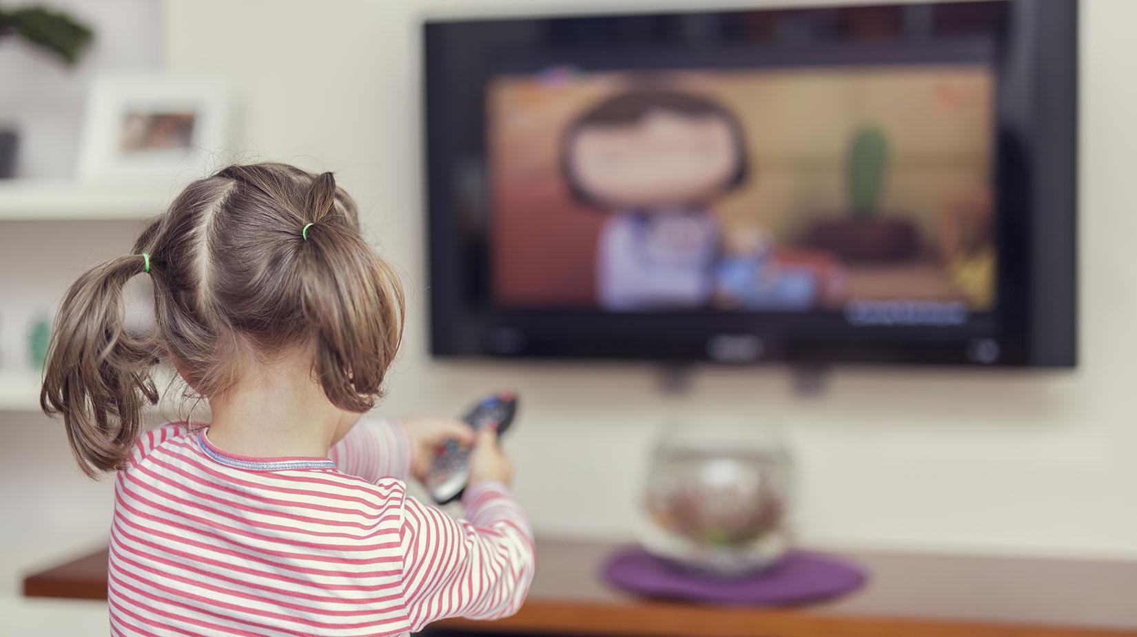 Fazla Tv İzleyen Çocuklar Kendi Kendine Konuşabilir