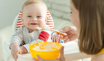 Bebeğiniz İçin Ev Yapımı Mama Tarifleri
