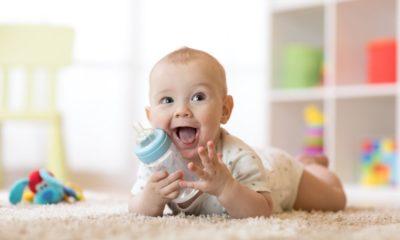 Bebeğinizinizin Emzik Ve Biberonunu Şekere Batırmayın