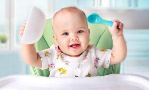 Bebeğiniz Yeni Gıdalarla Tanışıyor