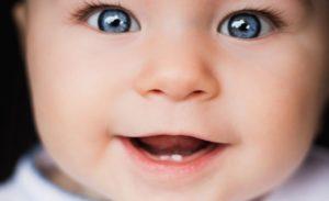 Bebeklerin Diş Çıkarma Yaşı Ebeveyni İle Benzerlik Gösteriyor