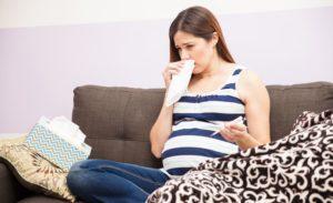 Gebelikte Grip Olan Gebelere Öneriler